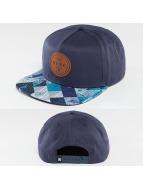 DC Snapback Caps Geosense sininen