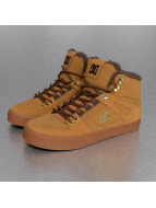 DC sneaker Spartan High WC WNT beige