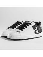 DC Sneaker Court Graffik SE bianco