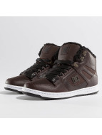 DC Rebound High WNT Sneaker Brown/Chocolate