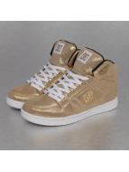 DC sneaker Rebound High goud