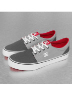 DC Trase TX Sneakers Grey/Grey/Red