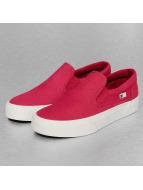 DC sneaker Trase Slip On TX rood