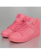 DC Sneaker Rebound High rosa