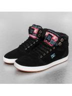 DC sneaker Crisis High WNT zwart