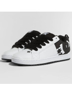 DC Court Graffik SE Sneakers Black/White/White