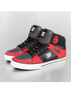 DC Sneakers Spartan High Wc èervená