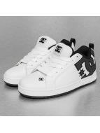 DC Sneakers Court Graffik SE beyaz