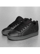 DC Sneakers Court Graffik SE black