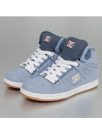DC Sneakers Rebound High TX SE blue