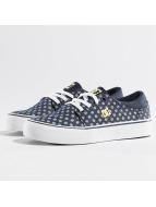 DC Trase TX SE Sneaker Navy/Yellow