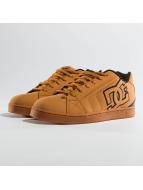 DC Sneakers Net brazowy