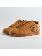 DC Sneakers Net brun