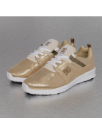 DC Sneakers Heathrow SE gold colored