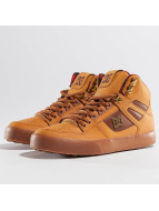 DC Sneakers Spartan High WC WNT hnedá