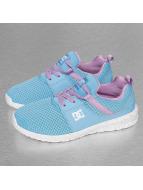 DC Sneakers Heathrow SE niebieski