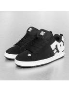 DC Sneakers Court Graffik svart