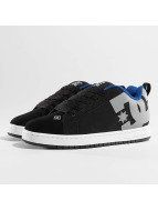 DC Sneakers Court Graffik svart