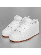 DC Sneakers Court Graffik vit