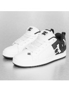 DC Sneakers Court Graffik SE white