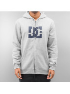 DC Sweat à capuche zippé Star gris