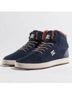 DC Crisis High WMT Shoes Navy/Camel