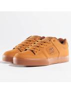 DC Pure Sneakers Wheat/Dark Chocolate