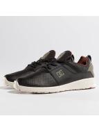 DC Heathrow Sneakers Black/Camo/Print
