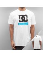 DC T-paidat Legendz Star valkoinen