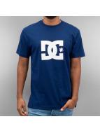 DC t-shirt Star blauw
