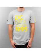 DC T-Shirt RD 95  Stackup grau