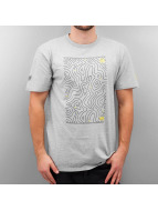 DC T-Shirt Above Ground grau