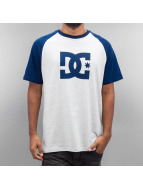 DC T-Shirt Star Raglan grau