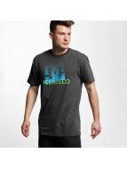 DC t-shirt Way Back Star grijs