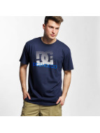 DC T-shirt Way Back Star indaco