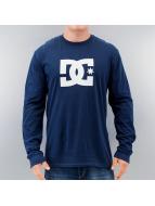 DC T-Shirt manches longues Star bleu