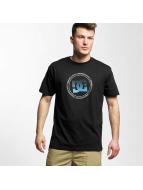 DC T-Shirt Way Back Circle noir
