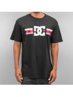 DC T-Shirt Flagged schwarz