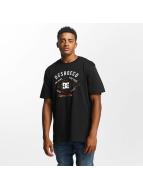 DC T-Shirt Melton schwarz