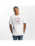 DC t-shirt Melton wit
