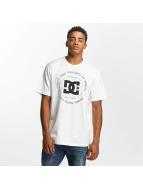 DC t-shirt Rebuilt 2 wit