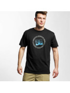 DC t-shirt Way Back Circle zwart