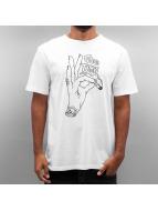 DC T-shirtar Totem vit