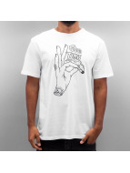 DC T-Shirty Totem bialy