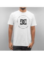 DC T-Shirty Rebuilt bialy
