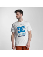 DC T-skjorter Glorious Past hvit
