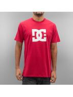 DC T-skjorter Star red