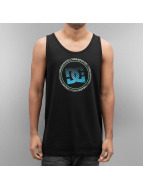 DC Tank Tops Way Back Circle nero