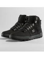 DC Vapaa-ajan kengät Spartan High WR musta