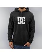 DC Zip Hoodie Star черный